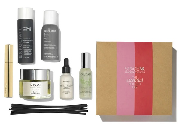Space NK Beauty Box : Essential Box For Her