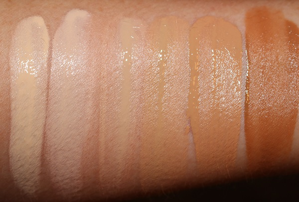 By Terry Hyaluronic Hydra-Concealer Swatches